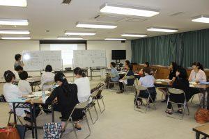 あおもりウィメンズアカデミー五所川原会場8/28