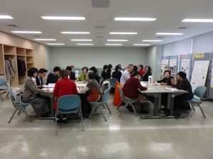 地域男女共同参画ネットワーク活動支援事業情報交換会