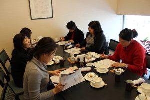 平成29年度あおもりウィメンズアカデミー地域女性リーダーコース アフターフォロー交流会